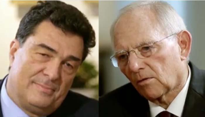 Βόλφγκανγκ Σόιμπλε: Η Μέρκελ αποφάσισε κι έφερε το ΔΝΤ στην Ελλάδα