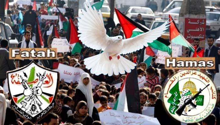Η Χαμάς και η Φατάχ κατέληξαν σε ιστορική συμφωνία για το παλαιστινιακό