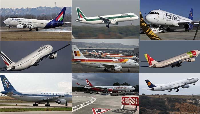Η εξαφάνιση των εθνικών αεροπορικών εταιρειών της Ευρώπης