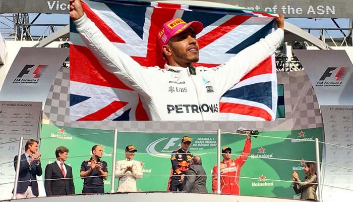 Formula 1: Παγκόσμιος πρωταθλητής για τέταρτη φορά ο Χάμιλτον