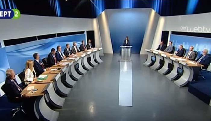 1ο debate Κεντροαριστεράς: Γεννηματά, Θεοδωράκης συμφώνησαν να μην διαλυθούν οι κοινοβουλευτικές ομάδες ΠΑΣΟΚ & Ποταμιού