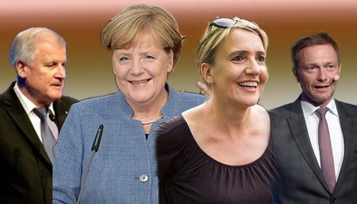 Ναυάγησε η «Τζαμάικα» στη Γερμανία - Αποχώρησαν οι Φιλελεύθεροι – ΟΧΙ από Σούλτς σε μεγάλο συνασπισμό