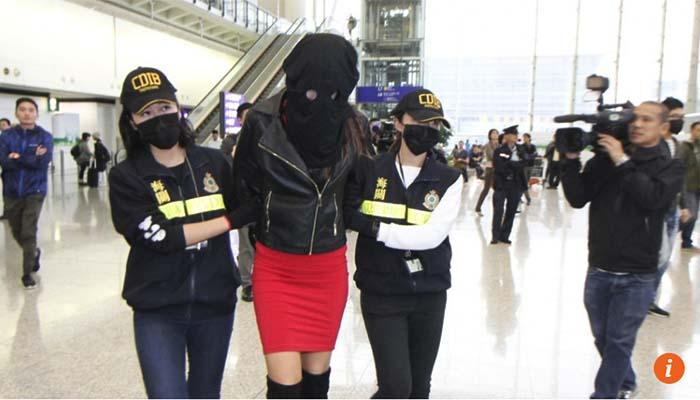 Συνελήφθη 19χρονη Ελληνίδα μοντέλο στο Χονγκ Κονγκ γιατί μετέφερε κοκαΐνη