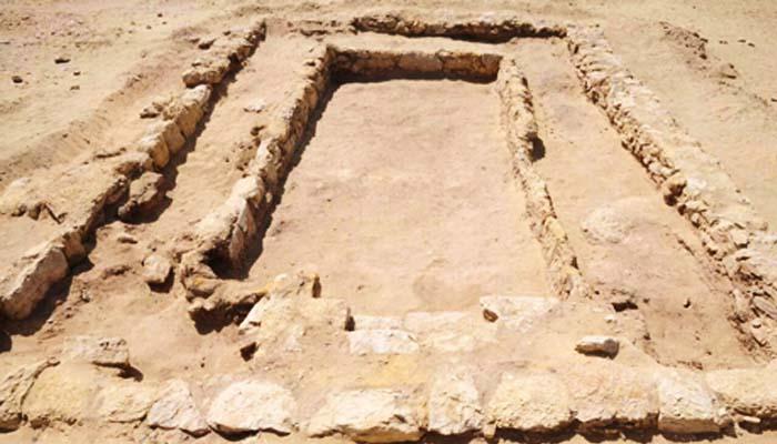 Ανακάλυψαν γυμναστήριο ελληνιστικών χρόνων στην Όαση Φαγιούμ της Αιγύπτου