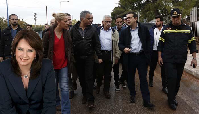 Δήμαρχος Μάνδρας: Ούτε ο Τσίπρας ούτε η Δούρου καταδέχτηκαν να μπουν στην πόλη