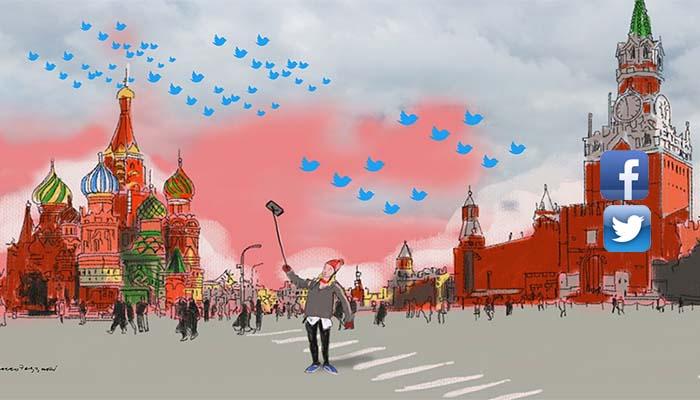 Paradise Papers: Εταιρείες προσκείμενες στο Κρεμλίνο συνδέονται με επενδύσεις σε Twitter και Facebook