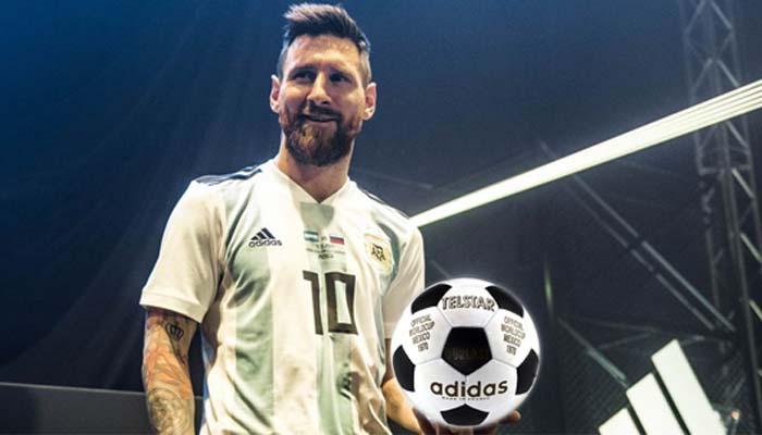 Αυτή είναι η μπάλα του Παγκοσμίου Κυπέλλου 2018