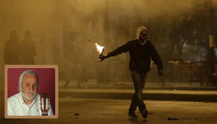 Νότης Μαυρουδής*: Ο Γάλλος προπομπός…
