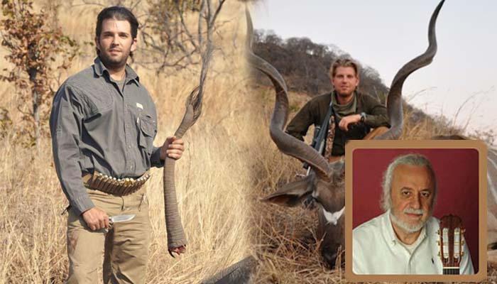 Νότης Μαυρουδής*: Τραμπ υιός, ο θηριοδαμαστής...