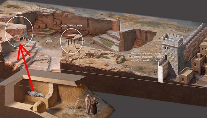 National Geographic: Αποκαλύφθηκε η ηλικία του Τάφου του Ιησού Χριστού στα Ιεροσόλυμα