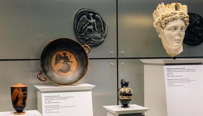 Μουσείο Κυκλαδικής Τέχνης: ΧΡΗΜΑ. Σύμβολα απτά στην αρχαία Ελλάδα