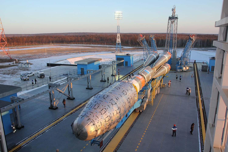 Ρωσία: Χάθηκε η επαφή του διαστημόπλοιου Σογιούζ που μετέφερε το δορυφόρο Meteor-M