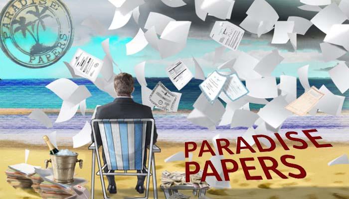 130 Ελληνες στις λίστες των Paradise Papers - Ανάμεσά τους εφοπλιστές, πολιτικοί και μεγαλοτραπεζίτης