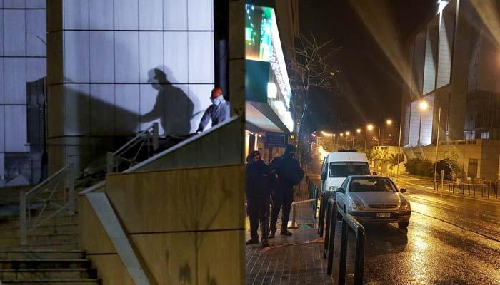 Βομβιστική επίθεση σημειώθηκε σήμερα τα ξημερώματα έξω από το εφετείο Αθηνών στην Οδό Λουκάρεως