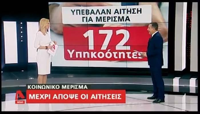 Κοινωνικό μέρισμα: Πλην των Ελλήνων το πήραν 172 άλλες υπηκοότητες!!!
