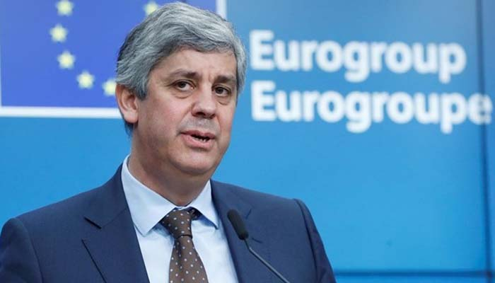 Βρυξέλλες: Ο Μάριο Σεντένο είναι ο νέος πρόεδρος του Eurogroup