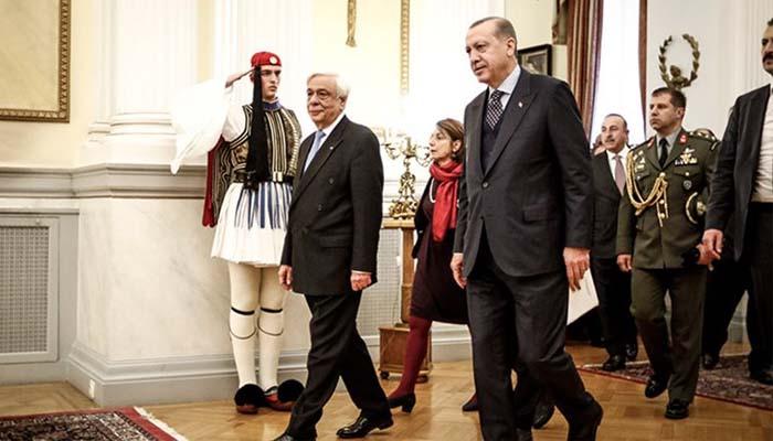 Βατερλώ στο Προεδρικό Μέγαρο - Εθνικιστικές προκλήσεις Ερντογάν για Συνθήκη Λωζάνης και Δυτική Θράκη