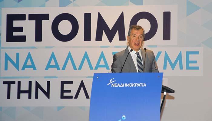 Σταύρος Θεοδωράκης στο 11ο συνέδριο της ΝΔ: Κανείς δεν πρέπει να αντιγράψει τους ΣΥΡΙΖΑΝΕΛ για να νικήσει τον λαϊκισμό του ΣΥΡΙΖΑ (Φωτο)