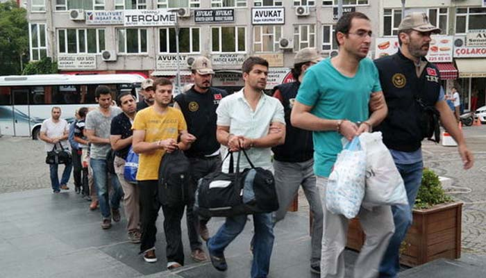 Τουρκία: Πάνω από 2.700 άτομα αποπέμφθηκαν από κρατικούς φορείς