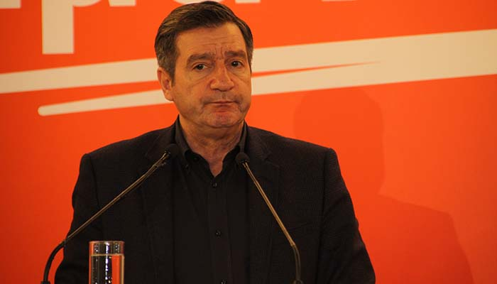 Γιώργος Καμίνης: Δημιουργούμε ένα νέο και ενιαίο,  όχι ομοσπονδία των υπαρχόντων κομματικών σχηματισμών