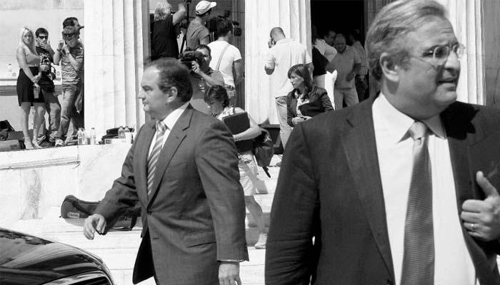 «Έγκλημα» χωρίς τιμωρία! Για πρώτη φορά ολόκληρο το ντοκουμέντο της χρεοκοπίας της χώρας επί Καραμανλή
