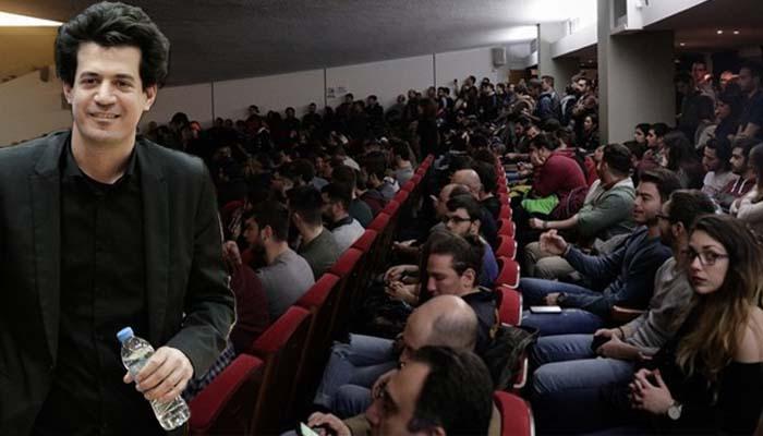 Η διάλεξη του 37χρονου καθηγητή-ιδιοφυία Κωνσταντίνου Δασκαλάκη στο ΑΠΘ