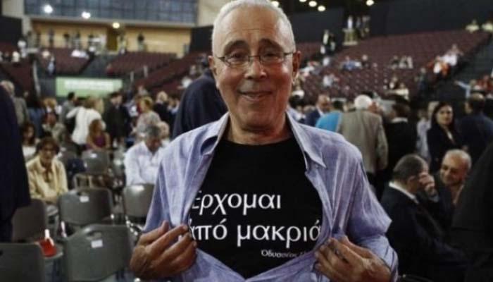 Παραιτήθηκε ο Ζουράρις με επιστολή στον Πρωθυπουργό, αλλά ο Τσίπρας την έβαλε στον «πάγο»