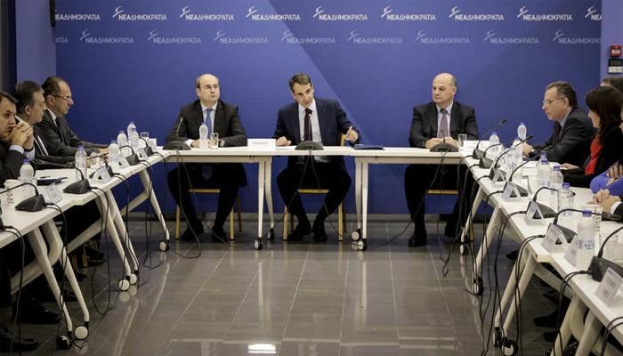 ΝΔ: Κατά βούληση η συμμετοχή στα συλλαλητήρια για ΠΓΔΜ