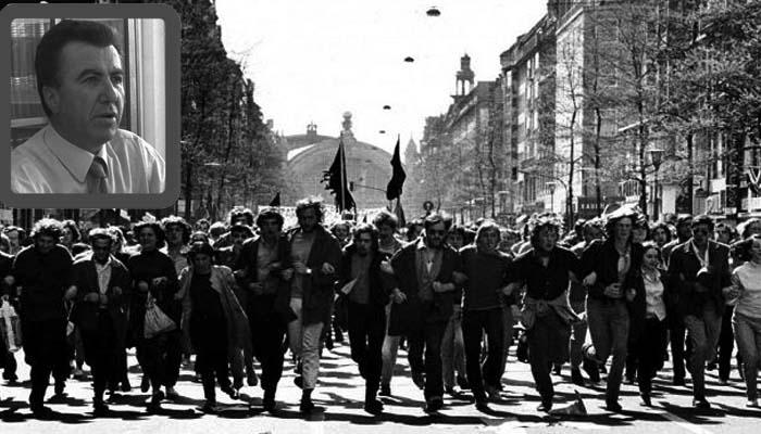 Νίκος Τσούλιας: Απόλυτη η αναγκαιότητα του συνδικαλισμού