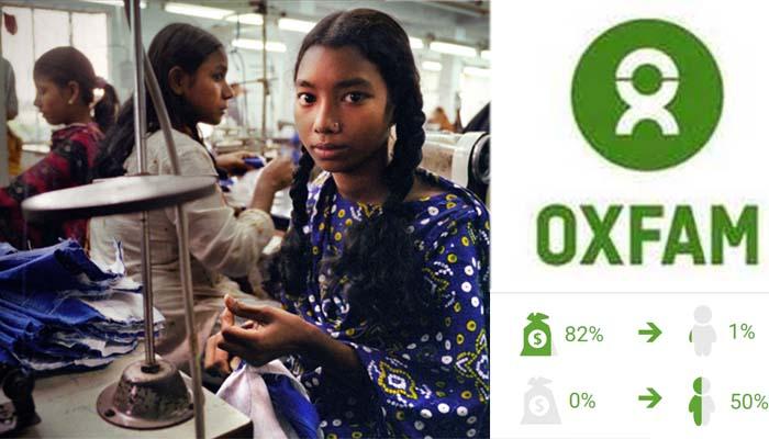 Έκθεση της Oxfam International: Στο 1% των κροίσων κατέληξε το 82% του πλούτου το 2017