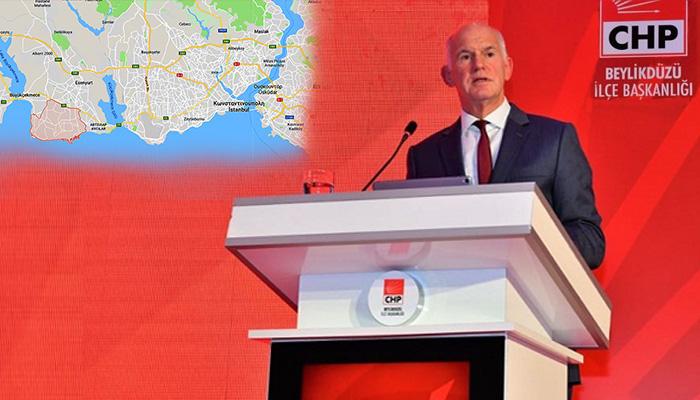 Κωνσταντινούπολη: Ο Γιώργος Παπανδρέου πήρε βραβείο ελληνοτουρκικής φιλίας
