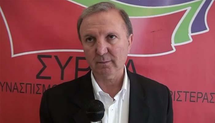 Σάκης Παπαδόπουλος: Να παραιτηθεί ο Καμμένος αν διαφωνεί με τη γραμμή της κυβέρνησης για το Σκοπιανό.