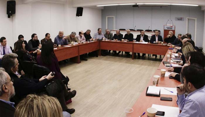 Τι αποφάσισαν τα μέλη της Συντονιστικής Γραμματείας για το συνέδριο του Κινήματος Αλλαγής