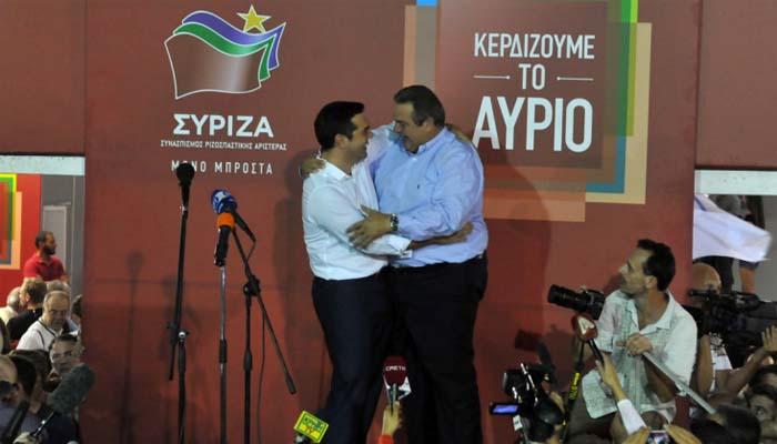 Εκπληκτικό βίντεο αφιέρωμα στη συγκυβέρνηση των ΣΥΡΙΖΑΝΕΛ