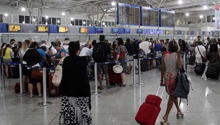 Ρεκόρ επιβατικής κίνησης στα ελληνικά αεροδρόμια για το 2017
