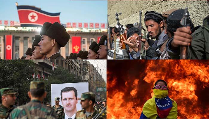 Foreign Policy: Οι 10 συγκρούσεις που θα επηρεάσουν το 2018