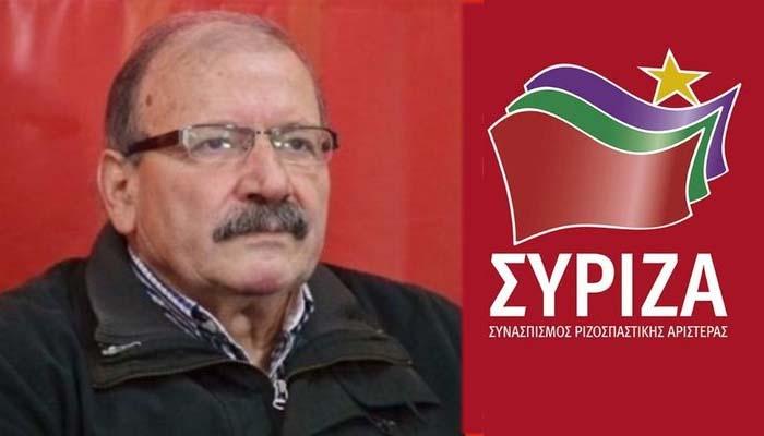 Βουλευτής του ΣΥΡΙΖΑ Καΐσας: «Συμμετείχα και εγώ σε εκπαιδευτικά ταξίδια που διοργάνωνε η Novartis»