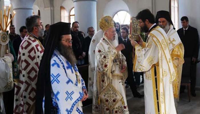 Βαρθολομαίος: Η Εκκλησία της Κωνσταντινουπόλεως άντεξε, επιβίωσε, υπάρχει