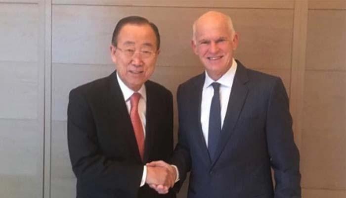 Ο Γιώργος Παπανδρέου πέτυχε την εκεχειρία μεταξύ Βορείου και Νοτίου Κορέας