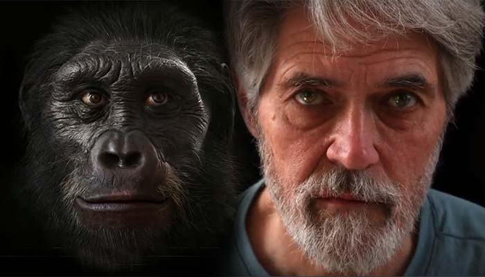 Η εξέλιξη του ανθρώπου σε 90 δευτερόλεπτα [video]