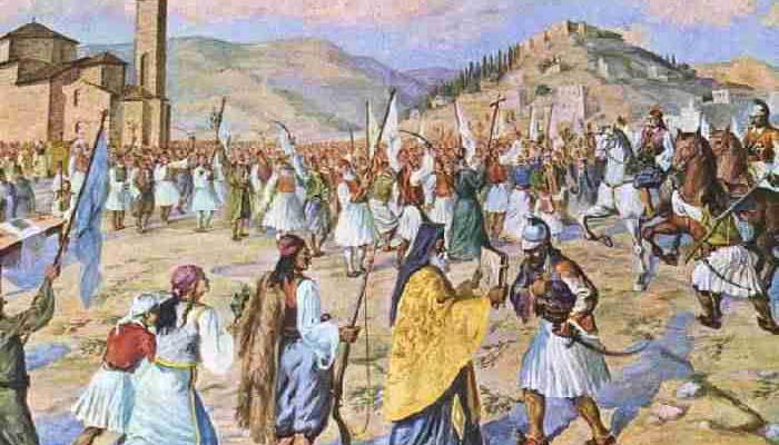 Τα πριν της απελευθέρωσης της Καλαμάτας στις 23 Μαρτίου 1821