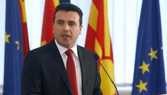 Ζόραν Ζάεφ: Διεθνή συμφωνία για την ονομασία, αντί αλλαγής του Συντάγματος της ΠΓΔΜ