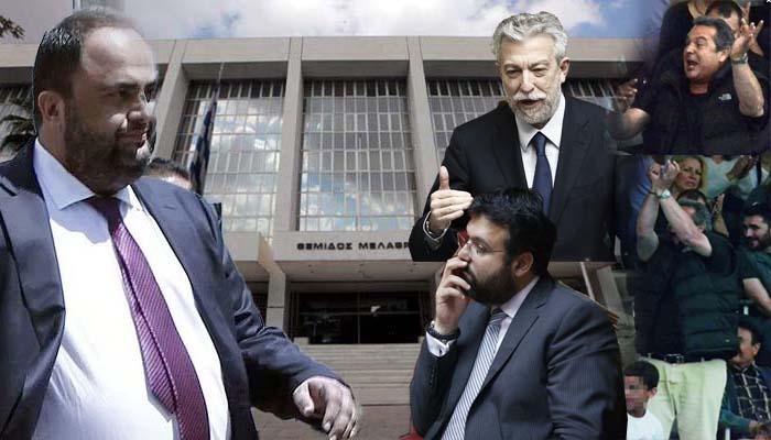 Σκυταλοδρομία με δικογραφίες… για έναν «πολιτικό αντίπαλο» της συγκυβέρνησης ΣΥΡΙΖΑ- ΑΝΕΛ
