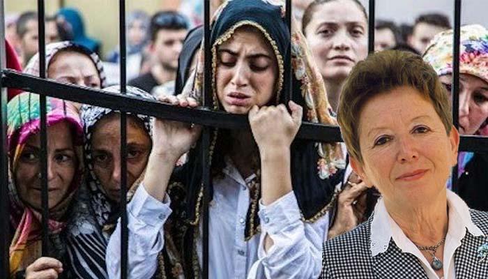 Παγκόσμια Ημέρα της Γυναίκας: «Μη γεννηθείς παιδί σ' αυτή τη χώρα!» Ένα σπαρακτικό κείμενο για την Τουρκία σήμερα