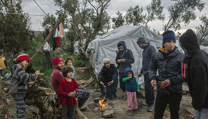 Οι New York Times για τη Λέσβο: Το νησί της απελπισίας