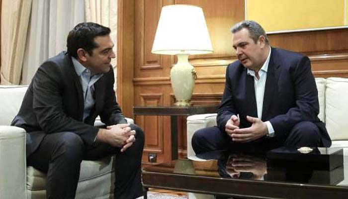 Σε οριακό σημείο οι σχέσεις ΣΥΡΙΖΑ – ΑΝΕΛ ή Οι όμορφες συγκυβερνήσεις... όμορφα καίγονται!