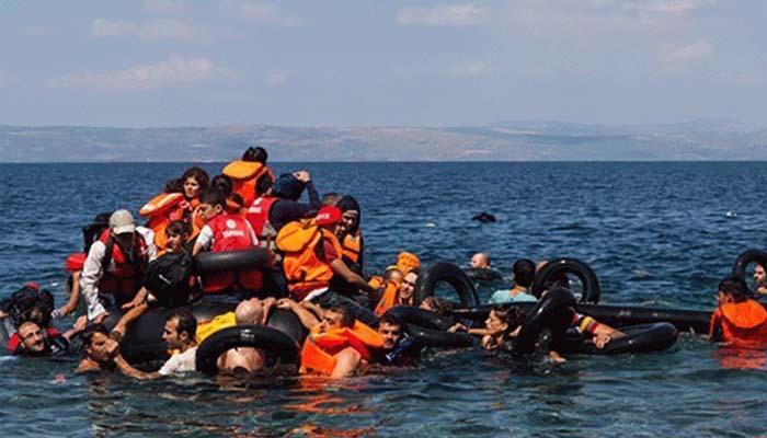 Τραγωδία στο Αγαθονήσι -16 μετανάστες νεκροί σε ναυάγιο, τα 5 παιδιά