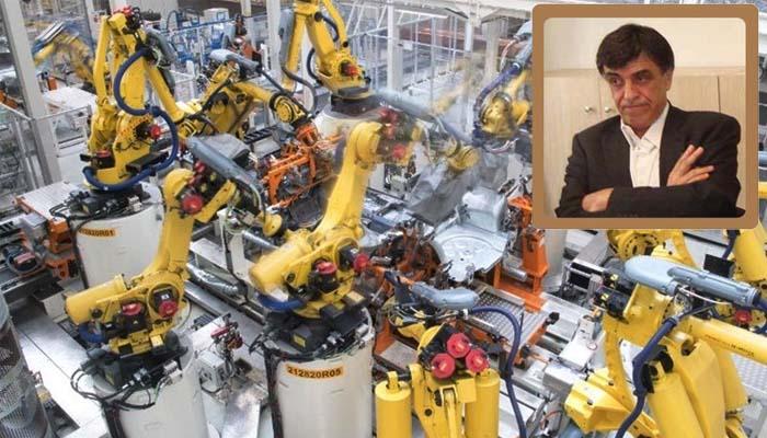 """Σπύρος Παπασπύρος: Εργάτες και ρομπότ: η """"ταξική συμμαχία"""" του μέλλοντος!"""
