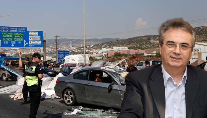 Γιάννης Μαγκριώτης: Προσοχή στις καρμανιόλες των δρόμων τώρα το Πάσχα