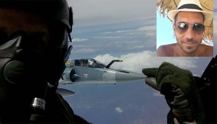 Γιώργος Μπαλταδώρος: Αυτός είναι ο νεκρός πιλότος του Μιράζ 2000